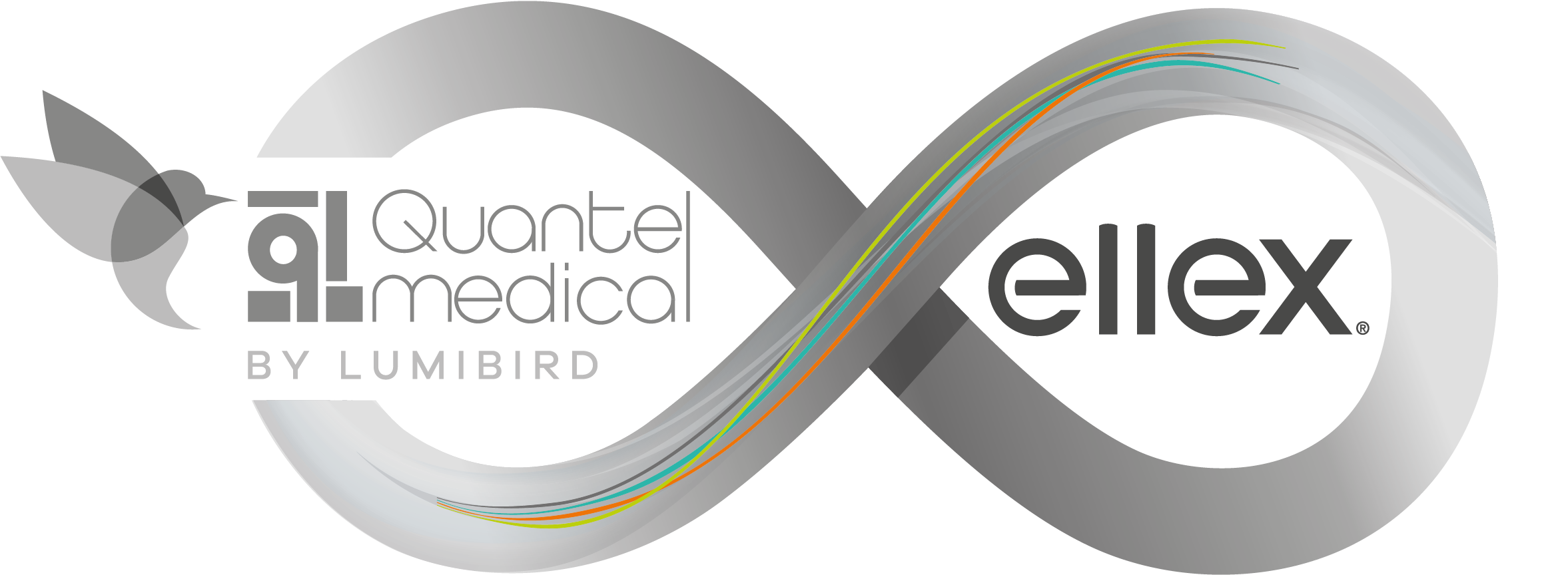 Logo quantel medical lumibird