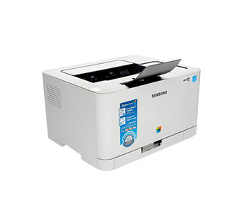 USB color laser printer
